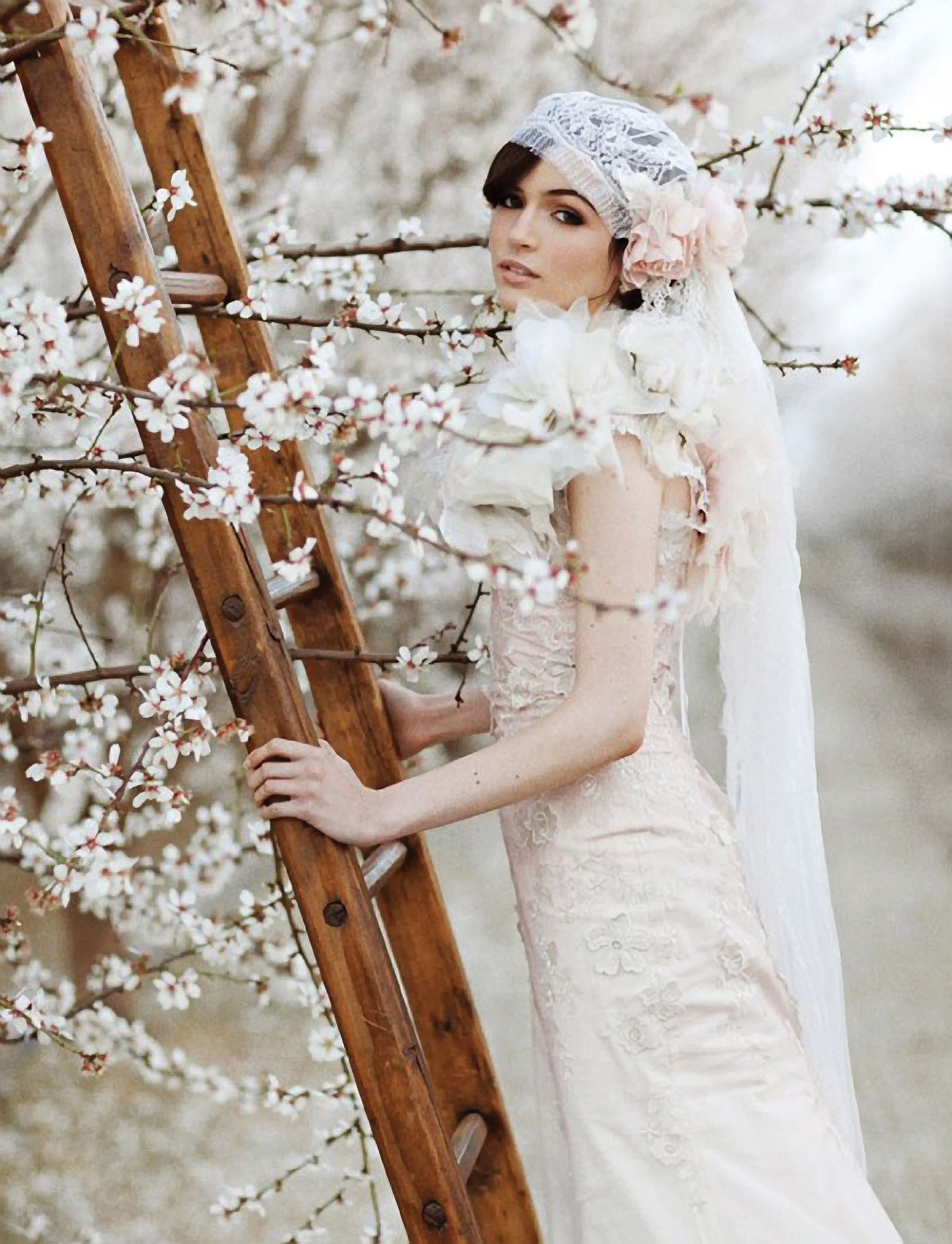 winter bride orchard wedding inspiration 600x784