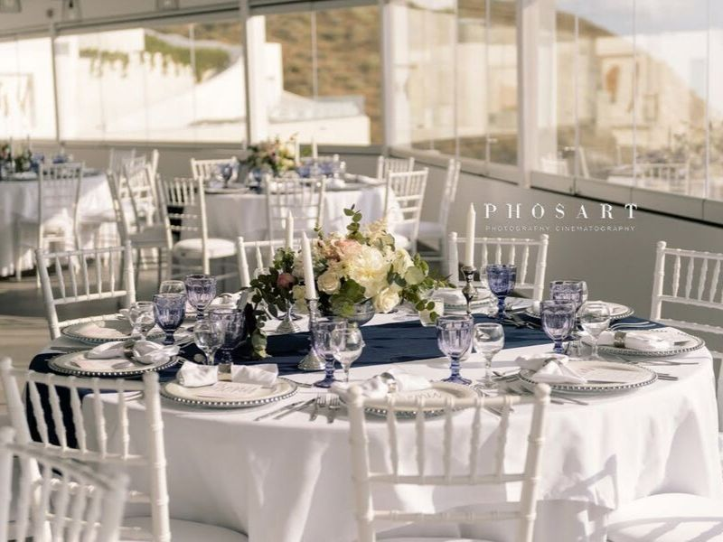 Santo wines white wedding Santorini wedding 4