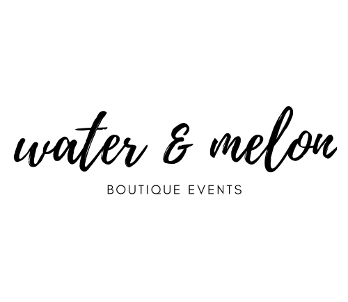 WATER & MELON EVENT DESIGN