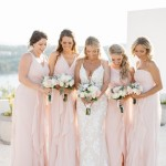 Marta & Jordan-minimalistic elegance in this captivating wedding in Chania!