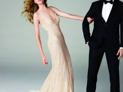 Bridal σειρά Victoria Kyriakides στα Saks Fifth Avenue