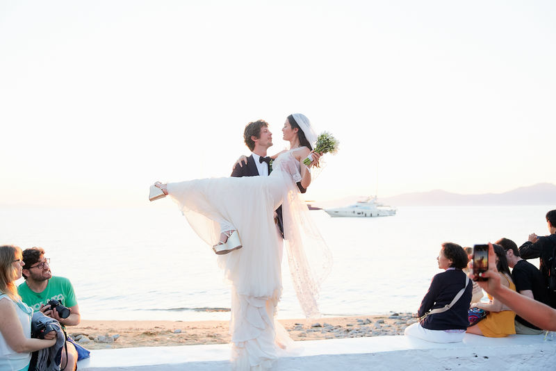 mykonos beach boho wedding 0207