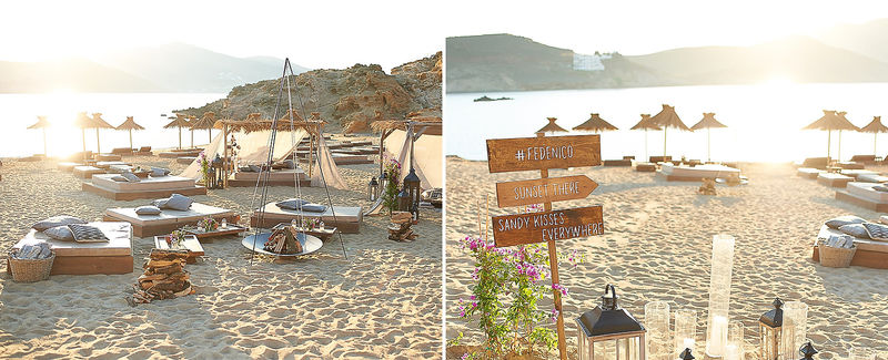mykonos beach boho wedding 0220