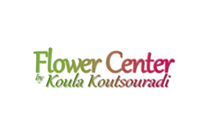 Flower Center by Koula Koutsouradi