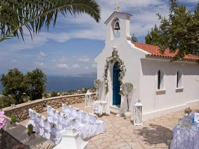 Wedding in Kefalonia