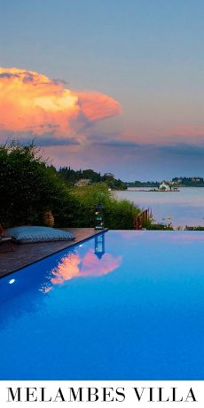 Melambes Corfu - Wedding Villa