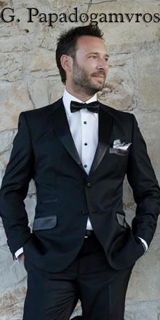 ff899dc0076f Γαμπριάτικο κοστούμι  10 υπέροχες ιδέες για να κλέψεις την παράσταση