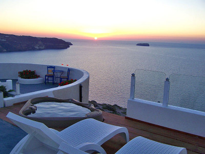 Wedding Venues Santorini